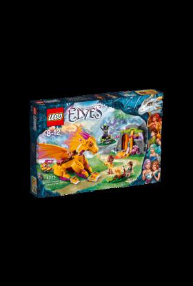 Lego Ilddragens lavahule 41175