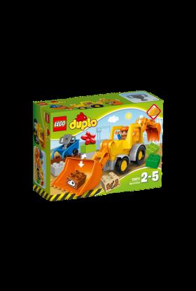 Lego Traktorgraver 10811
