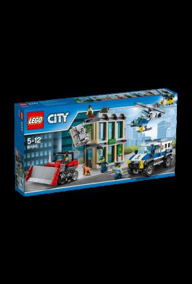 Lego Bulldoser-Innbrudd 60140