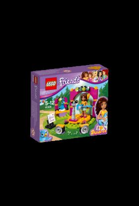 Lego Andreas musikalske duett 41309