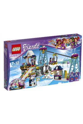 Lego Vintersportstedets Skiheis 41324