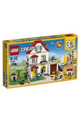 Lego Modulbasert Familiehus 31069