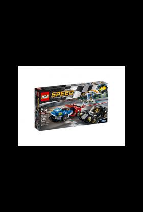 Lego 2016 Ford GT og 1966 Ford GT40 75881