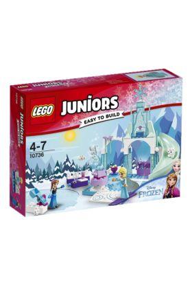 Lego Anna Og Elsas Frostfylte Lekeplass 10736
