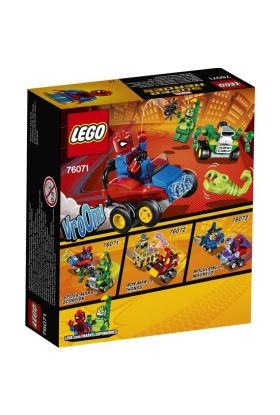 Lego Mighty Micros: Spider-Man mot Scorpion 76071