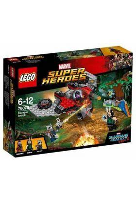 Lego Ravager-angrepsjager 76079