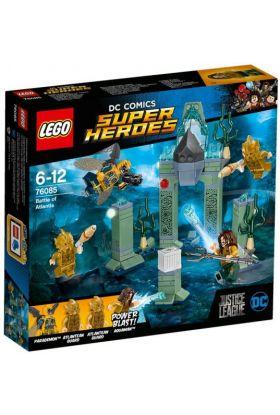 Lego Kampen Om Atlantis 76085