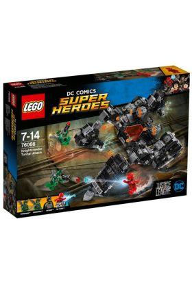 Lego Knightcrawler Tunnelangrep 76086