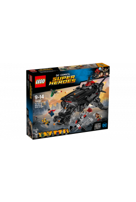 Lego Flying Fox Batmobilen I Luftbroangrep 76087