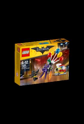 Lego Ballongflukt med Jokeren 70900