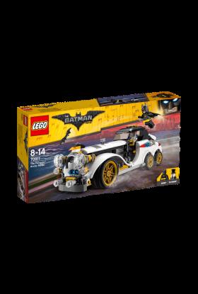 Lego Pingvinens Arktiske Kjøretøy 70911