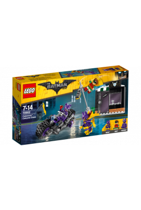 Lego Motorsykkeljakt med Catwoman 70902