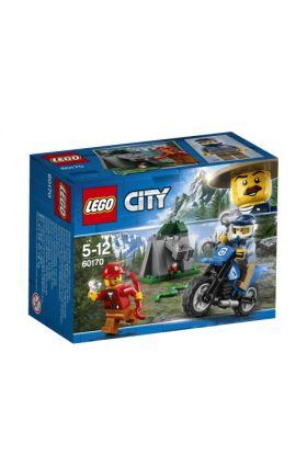 Lego Motocrossykkel 60170