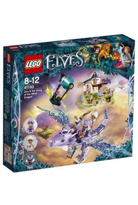 Lego Aira Og Vinddragens Sang 41193