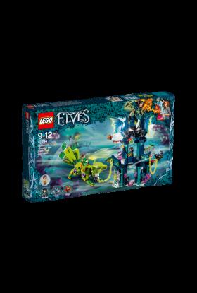 Lego Nocturas Tårn Og Bergingen Av Earth Fox 41194