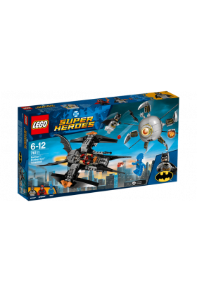 Lego Batman Brother Eye Pågripes 76111