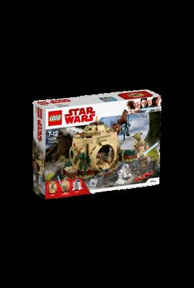 Lego Yodas Hjem 75208