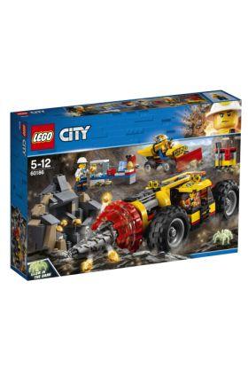 Lego Robust Boremaskin 60186