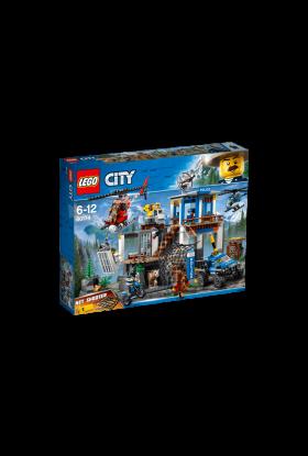 Lego Fjellpolitiets Hovedkvarter 60174