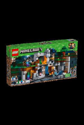 Lego Action Inni Fjellet 21147