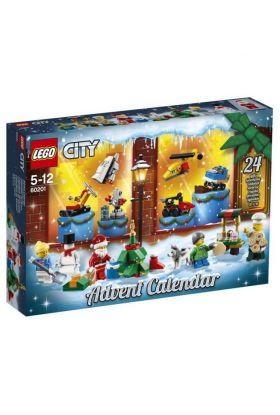 Lego City Julekalender  60201