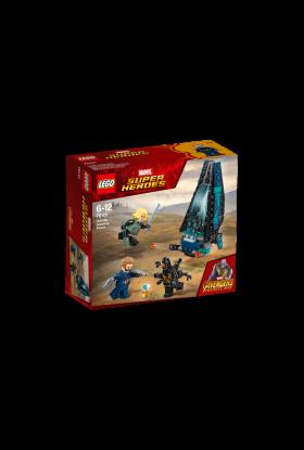 Lego Angrep Fra Outrider-Romskip 76101