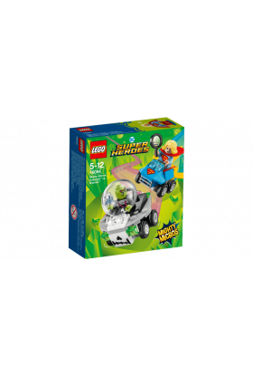 Lego Mighty Micros Supergirl Mot Brainiac 76094