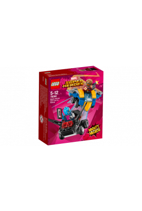 Lego Mighty Micros Star-Lord Mot Nebula 76090