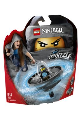 Lego Spinjitzumester Nya 70634