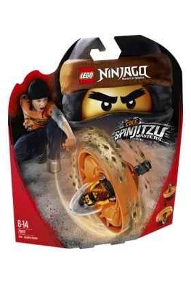 Lego Spinjitzumester Cole 70637