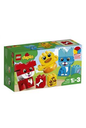 Lego Mitt Første Dyrepuslespill 10858