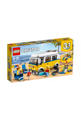 Lego Surfevan 31079
