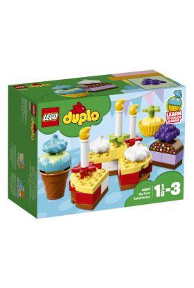 Lego Min Første Feiring 10862