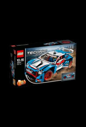 Lego Rallybil 42077