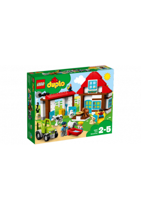 Lego Bondegårdseventyr 10869
