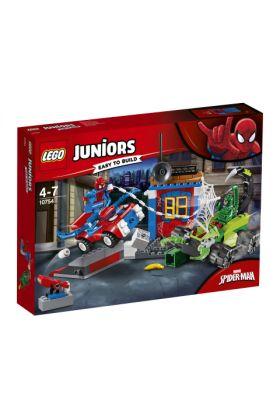 Lego Spiderman Mot Scorpion 10754