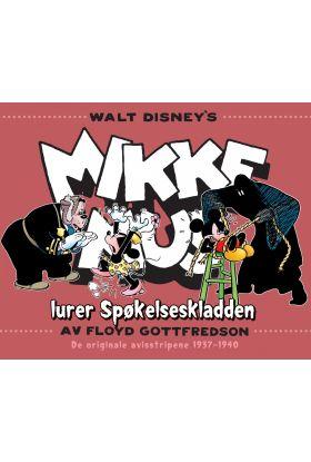 Walt Disney's Mikke Mus lurer Spøkelseskladden