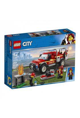 Lego Brannsjefens Utrykningskjøretøy 60231