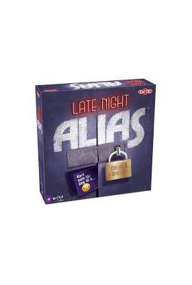 Spill Late Night Alias
