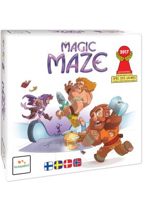 Spill Magic Maze