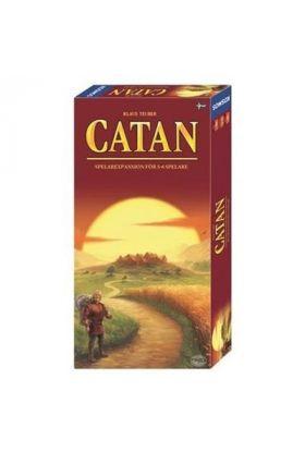 Spill Catan Handelsmenn & Barbarer Utvidelse For 5