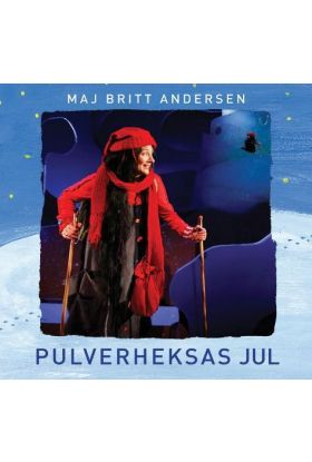 Pulverheksas jul CD