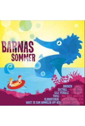 Barnas sommer cd
