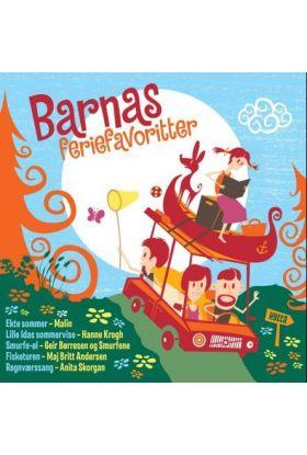Barnas feriefavoritter, CD