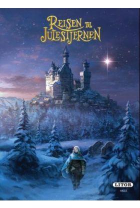 Reisen til julestjernen, hardcover storybok