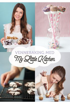 Vennebaking med my little kitchen