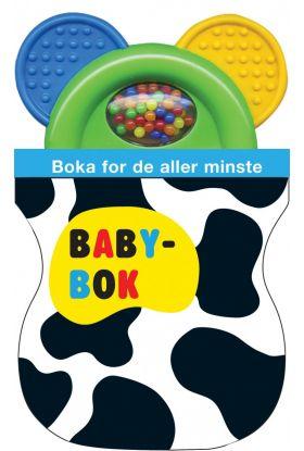 Babybok: Boka for de aller minste lekebok med biterangle