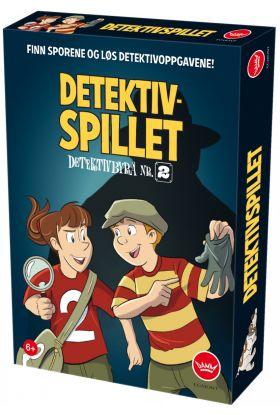 Spill Detektivbyrå Nr 2