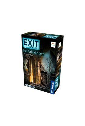 Spill Exit-Den Forbudte Borg Escape Room