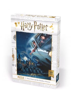 Puslespill 500 Harry Potter & Chambers Of Secrets